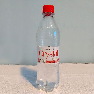 Água Com Gás 510ml – Crystal Premium